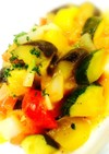 6種類の野菜で作る『本格カポナータ』
