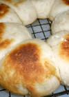 フライパンでパン作り 画期的!超簡単!