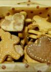 アーモンドプードル入りクッキー