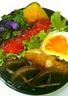 銀がれいの焼き魚バランスお弁当。