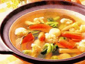 shin☆の野菜サラダ鍋