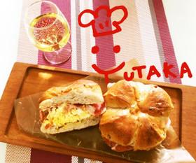 簡単☆贅沢サンドウィッチ