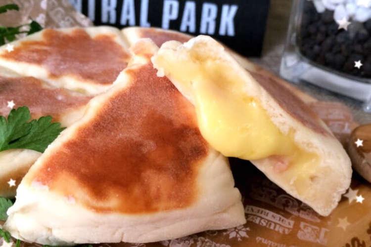 レシピ チーズナン