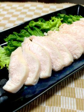 【話題入り】しっとり柔らかい鶏ハム