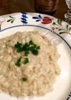 Kiriで作る簡単 明太チーズリゾット