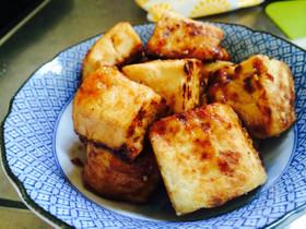 木綿豆腐のステーキ