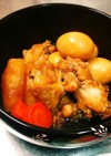 【節約】大根と卵と鶏肉の照り照り甘酢煮