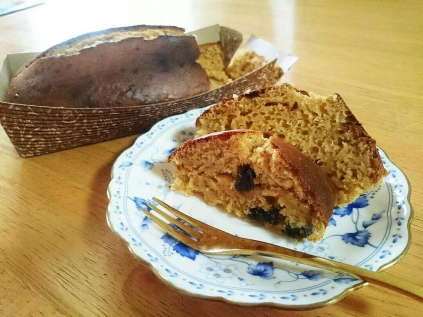 妊婦おやつ*プルーンきなこケーキ