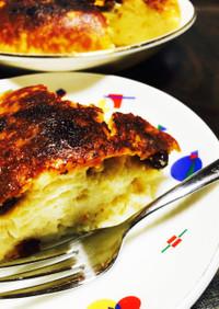 炊飯器で作るふわふわチーズケーキ