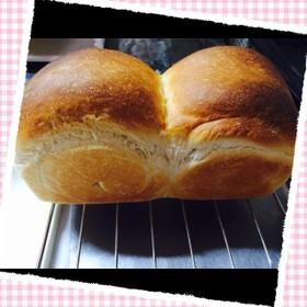 もっちり♫シンプルな食パン