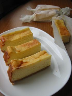 ベイクド★チーズケーキ
