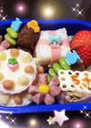 キャラ弁♡誕生日♡ケーキ&プレゼント