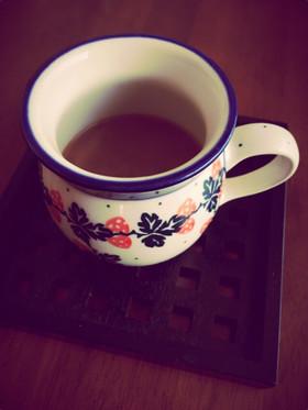 気持ちもリラックス♡ホッとカフェモカ