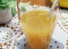 チアシード入りオレンジジュース♥