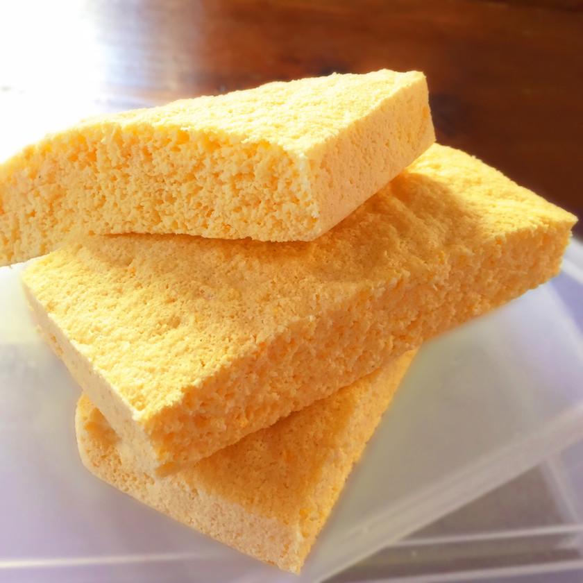 糖質制限!ダイエットに!簡単おからパン♪