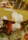 ビーフタコスサラダ
