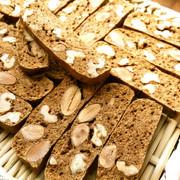 糖質オフ*小麦ふすまビスコッティの写真