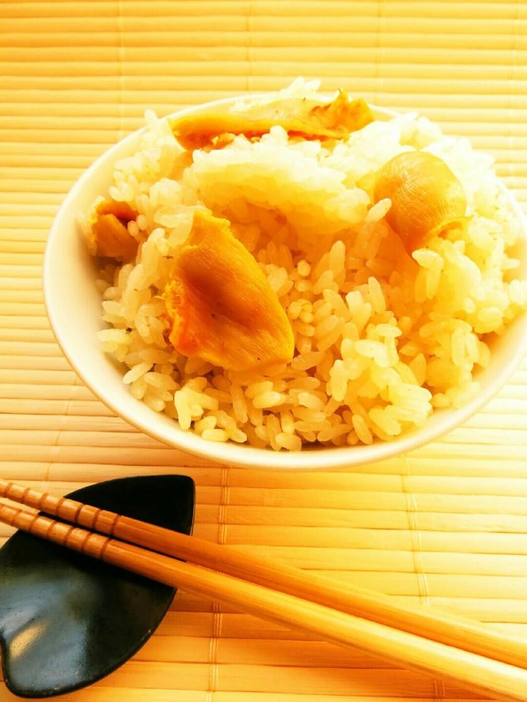 ☺ミネラル豊富☆ホヤの簡単炊き込みご飯☺