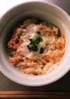 玉子丼!卵1個と麺つゆで!簡単!激ウマ!