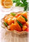 酢豚風★春野菜のレモンチキン