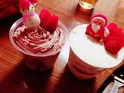 ショートケーキinカップの写真