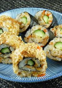 鮪しょうが巻き寿司