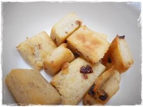 子どものおやつ 米粉のバナナケーキ