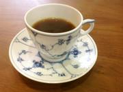 大人のコーヒーの写真