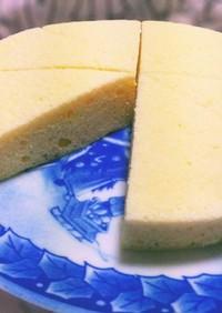 低糖質☆おから入りレモンチーズ蒸しパン