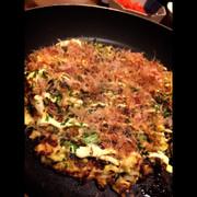 オオバコDEダイエット★豆腐お好み焼きの写真