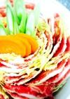 ミルフィーユ鍋 韓国味噌チゲ味!