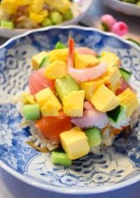 ❀海鮮ちらし寿司❀