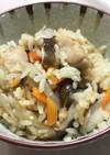 福岡の味!かしわの炊き込み御飯