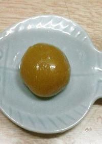 金柑の砂糖煮
