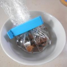 簡単な板チョコの湯煎溶かし