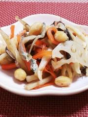 おいしい常備菜♪具だくさん酢大豆☆☆の写真