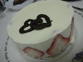 簡単♡混ぜるだけ♡レアチーズケーキ