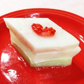 離乳食★粉ミルクひし餅