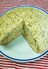 豆腐入り☆炊飯器de紅茶のケーキ♪