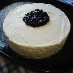 ハニー★レアチーズケーキ