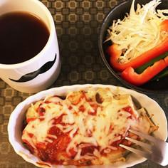 ヘルシー高野豆腐グラタン
