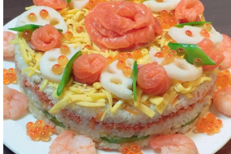 ひな祭り ちらし 寿司
