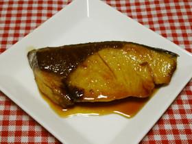 簡単 ✿ フライパンでブリの照り焼き