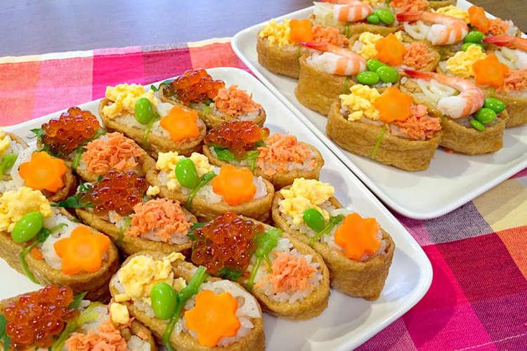 寿司 レシピ いなり マツコの知らない世界 いなり寿司レシピ!名店「いなり和家」女将直伝!