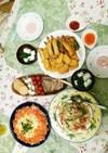 ひな様祭 ディナー  2016