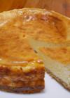 ヘルシーで本格♡ベイクドチーズケーキ