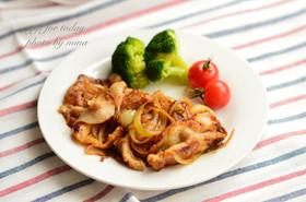 豚肉の生姜焼