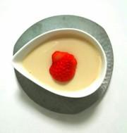 低糖質レシピ☆なめらか杏仁豆腐の写真