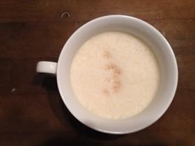 ホットミルクセーキ
