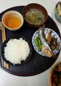 血管プラークダイエット食669(鰯料理)